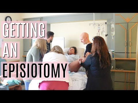 THINGS I WISH I'D KNOWN ABOUT AN EPISIOTOMY