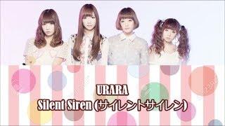Canción: URARA Cantante: SILENT SIREN (サイレントサイレン) Album: S...