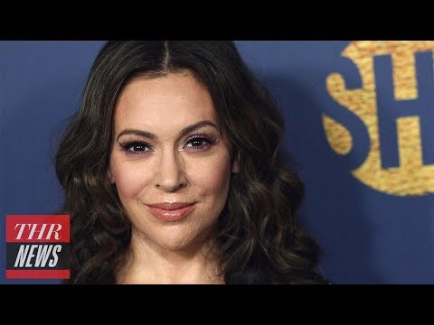 Alyssa Milano Waited to Report Sexual Assault Because