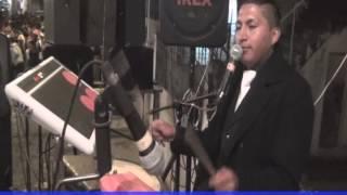 La Rumberita, FENIX BANDS,del Ecuador en concierto el 31-12-12.  EN VIVO