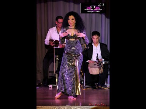 OTF Festival Germany Stuttgart Bellydance with Artemis, Baladi and Drumsolo 17th of March 2018