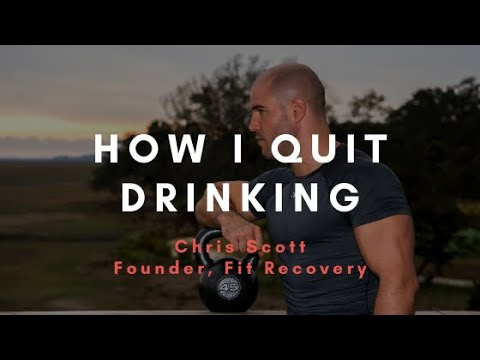 How I Quit Drinking By Rebalancing My Brain Chemistry