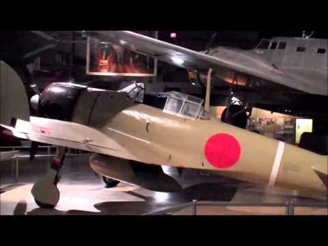 Japanese Zero at Air Force Museum