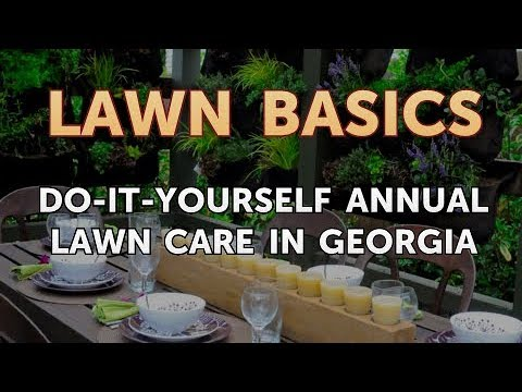 Do it yourself annual lawn care in georgia youtube do it yourself annual lawn care in georgia solutioingenieria Image collections
