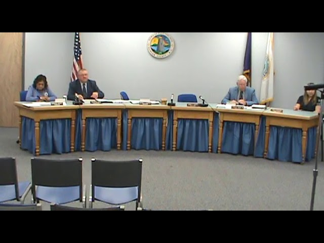 Town of Plattsburgh Meeting  6-6-19