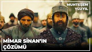 Mimar Sinan'ın Çözümü - Muhteşem Yüzyıl 93.Bölüm