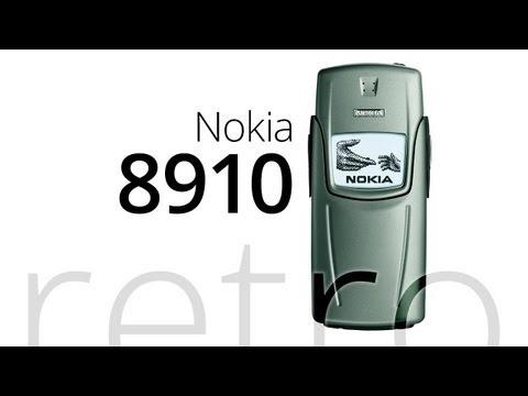 Retro: Nokia 8910