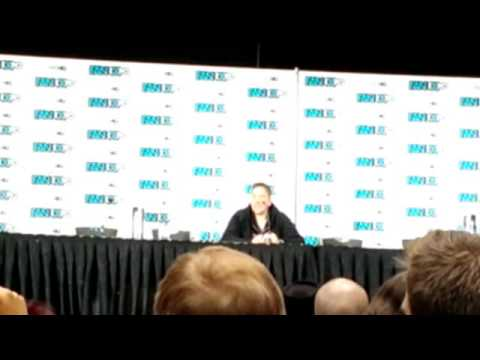 FanExpo Vancovuer 2014 @ Vancouver Convention Centre. Celebrity Q&A With Ray Park