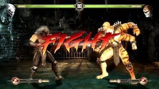 Mortal Kombat: Komplete Edition - PC gameplay pl - Smoke ladder