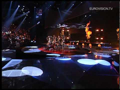 Ruslana - Wild Dances (Ukraine) - LIVE - 2004 Eurovision Song Contest
