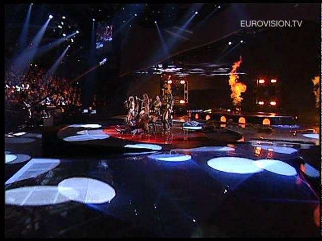 Ruslana - Wild Dances (Ukraine) - LIVE - 2004 Eurovision Song Contest #1