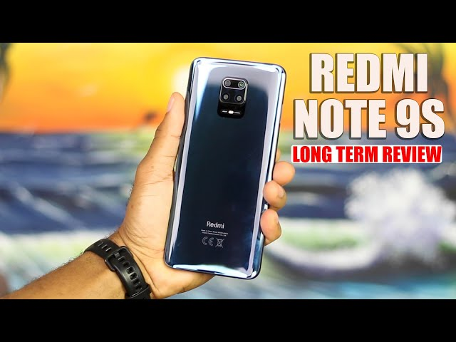 Redmi Note 9S Review After Months of Use