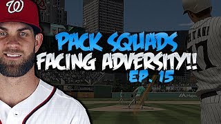 GAME COMES DOWN TO THE WIRE | PACK SQUADS #15 MLB THE SHOW 18