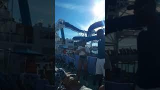 Развлечения на лайнере