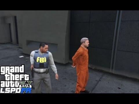 GTA 5 LSPDFR Police Mod 96 | FBI/FIB Special Agent Patrol | Bomb Threat Gone Wrong