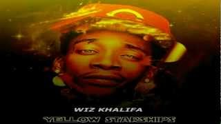 Wiz Khalifa - The Motto (feat. Juicy J  Berner) [Yellow StarShips]