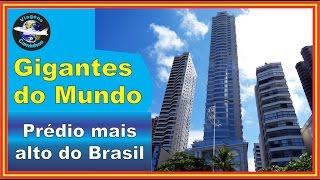 Prédio Mais Alto do Brasil - Edifício Millennium Palace