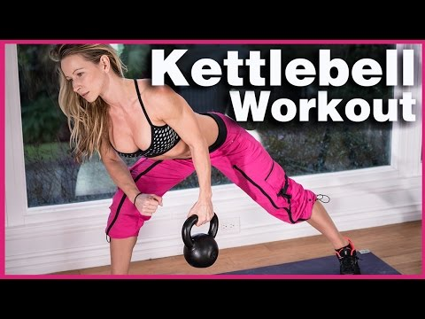 5 Minute Workout #55 Kettlebell Training