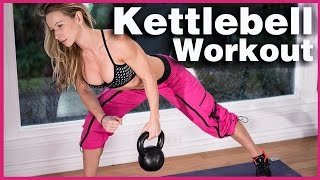 5 Minute Workout #55 - Kettlebell Training