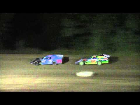 Butler Motor Speedway UMP Modified Feature 9/18/15