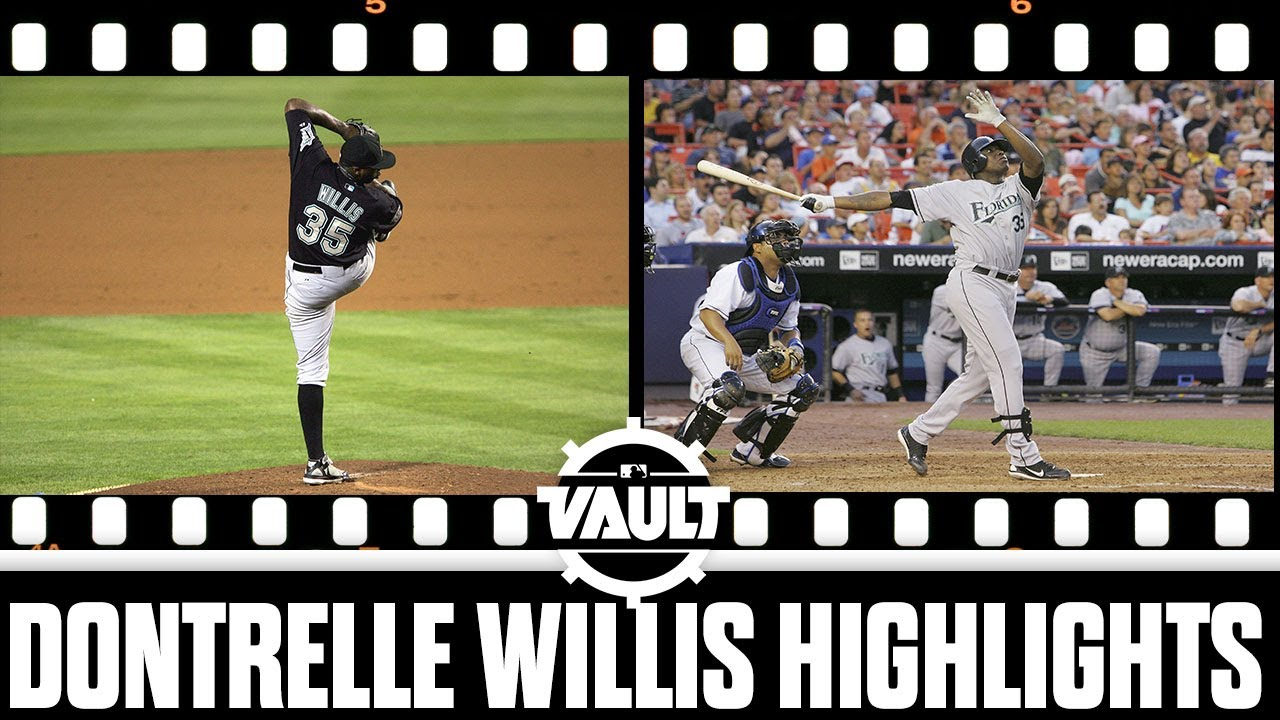 Dontrelle Willis was AWESOME to watch! (Willis was super talented and a blast to see)