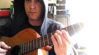 Clannad - Robin The Hooded Man (guitar cover)