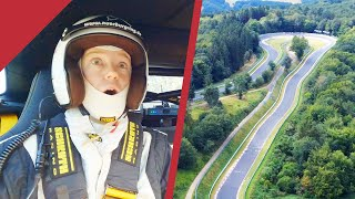 The German toll road that's also a racetrack
