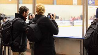 Nic Photography Program At Glacier Kings Game - North Island College, Bc