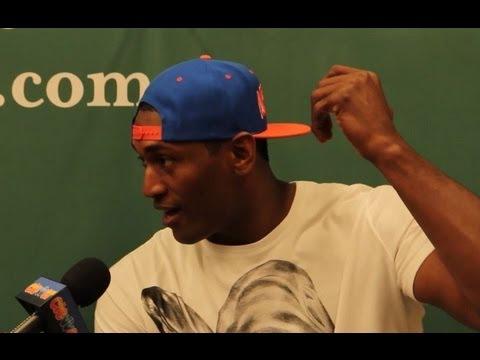 Metta World Peace Talks New York Knicks, Name Change, and Metta's Bedtime Stories!