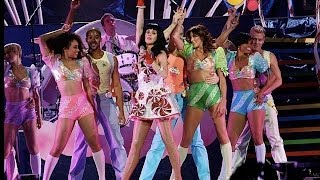 Katy Perry - Teenage Dream ( Opening ) live at Sentul SICC Jakarta Indonesia 2012