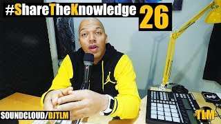 Mixing Techniques and Transitions | #ShareTheKnowledge Podcast Episode 26