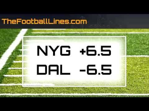 NFL Point Spreads Explained