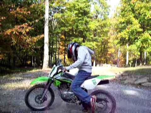 Kawasaki Klx 125 Youtube