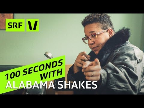 Alabama Shakes: 100 Seconds with Brittany Howard