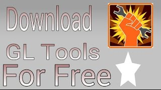 How To Download GL Tools