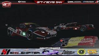 #Part 2/2 | #3/6 CVR | 5H @SpaFrancorchamp | Ferrari GTE | ART Racing Blue