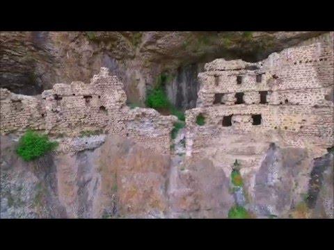 Kızılcahamam'ın Bilinmeyen Tarihi ; ALİCİN MANASTIRI / KALESİ