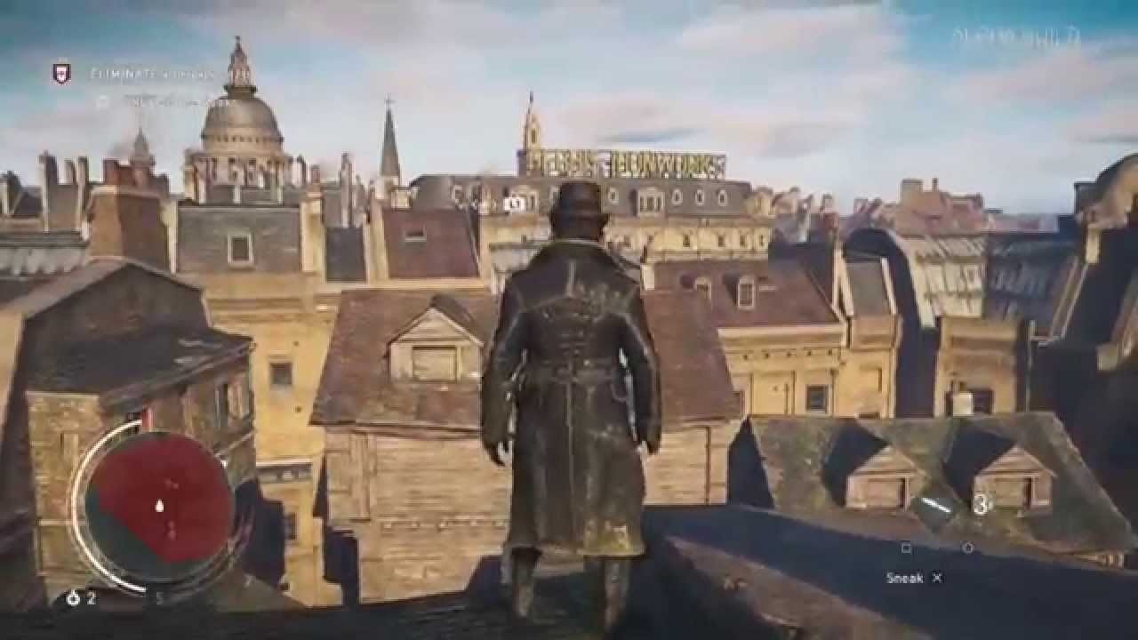 Assassin S Creed Syndicate Gameplay Hd Youtube