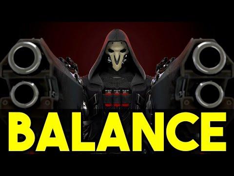 The Most Balanced Hero In Overwatch - Overwatch Meta Is Fun! (Overwatch Reaper Gameplay)