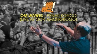 OMWAWES - PENAK KONCO (Live at Lap Parkir Amongrogo Jogja) Honda Sport Motoshow 2019
