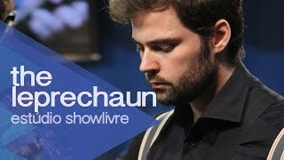 planos para 2013 e o espaço para bandas novas - The Leprechaun no Estúdio Showlivre 2013