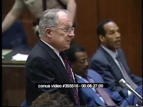 OJ Simpson Trial - February 15th, 1995 - Part 3