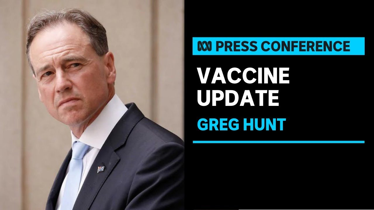 IN FULL: Health Minister announces AstraZeneca vaccine age recommendation raised to 60   ABC News