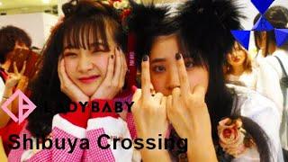 LADYBABY shibuya crossing canción original Aquí pueden escuchar una...