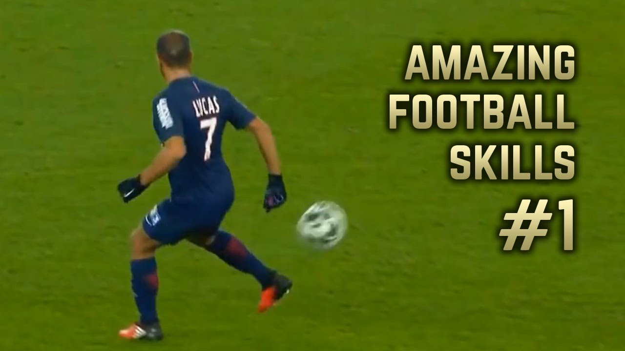 how to develop football skills