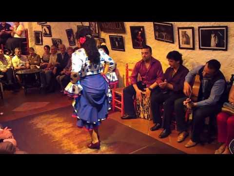Flamenco Dance by Spanish Gypsies Part 3