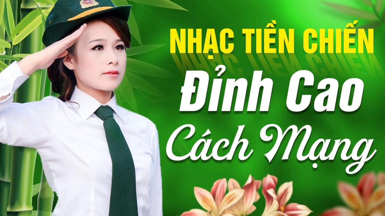 Đỉnh Cao Nhạc Cách Mạng Hay Nhất 2020 - Cô Gái Sài Gòn Đi Tải Đạn