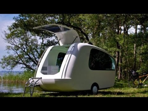Sealander -- The Amphibious Trailer For Camping And ...