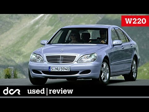 Buying a used Mercedes S-class W220 - 1998-2006, Full Review with Common Issues