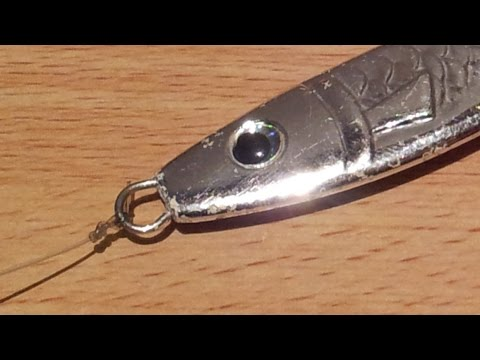 8 trilene fishing knot how to tie a fishing hook lure